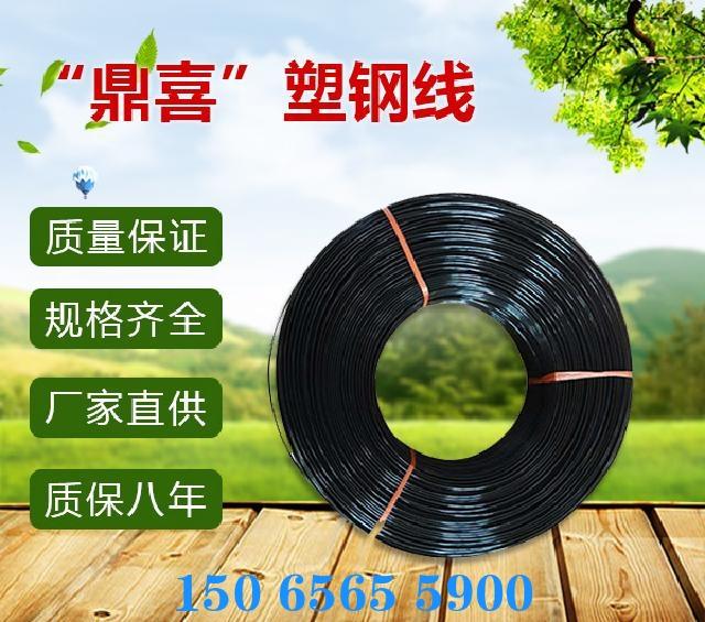 黑色2.2MM塑钢线